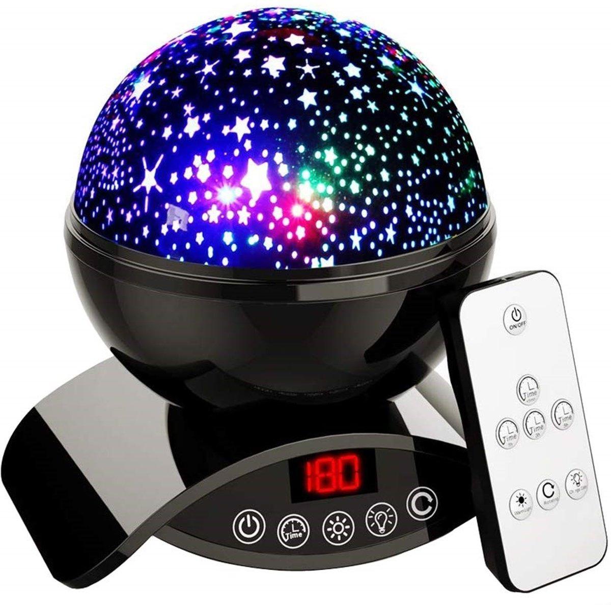 Sterrenprojector - Baby nachtlamp - Kinder lamp - goedenacht projector kopen