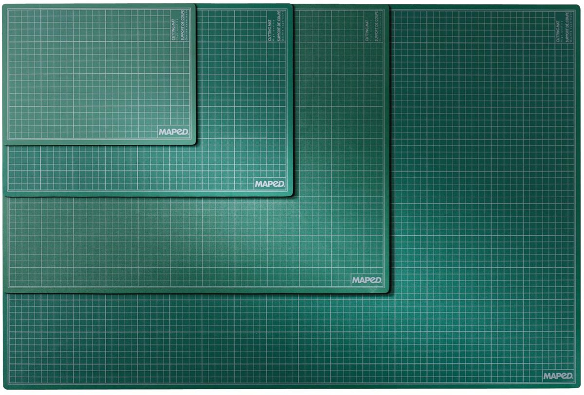 3x Maped snijmat A2, 420mmx594mm kopen