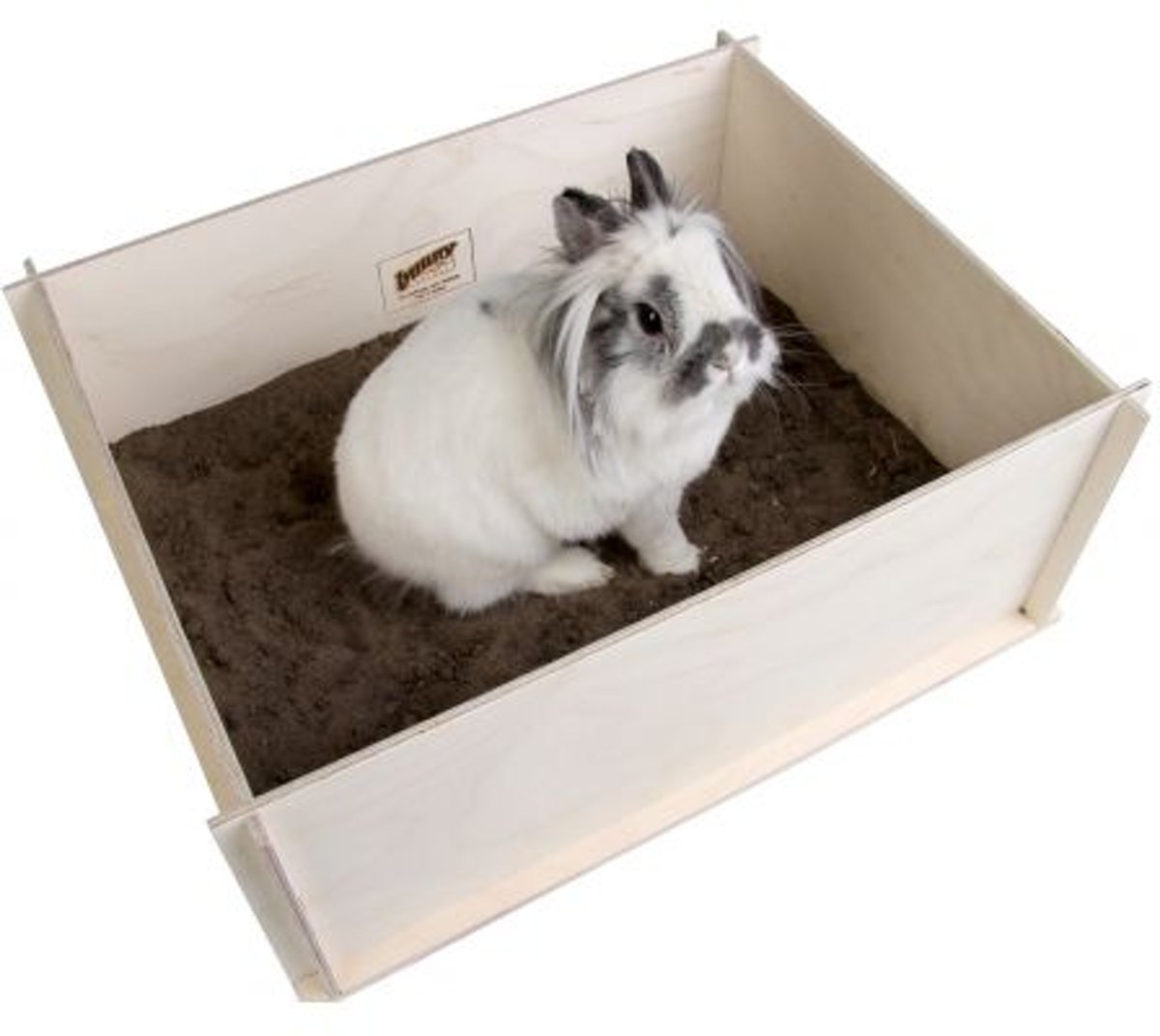 Bunny Nature Diggingbox - 50x39x19,5 cm - Hout