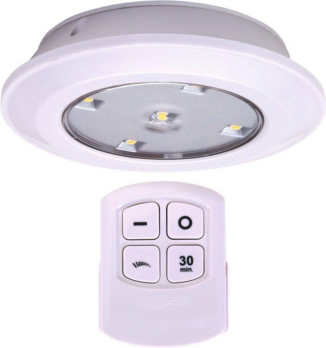Zelfklevende Led Lampen : Bol led lampenset delig met afstandbediening werkt op