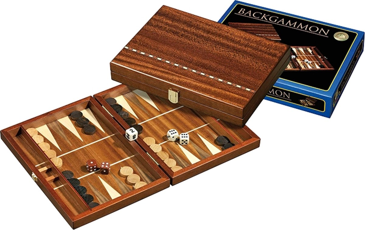Philos Backgammon Epirus klein