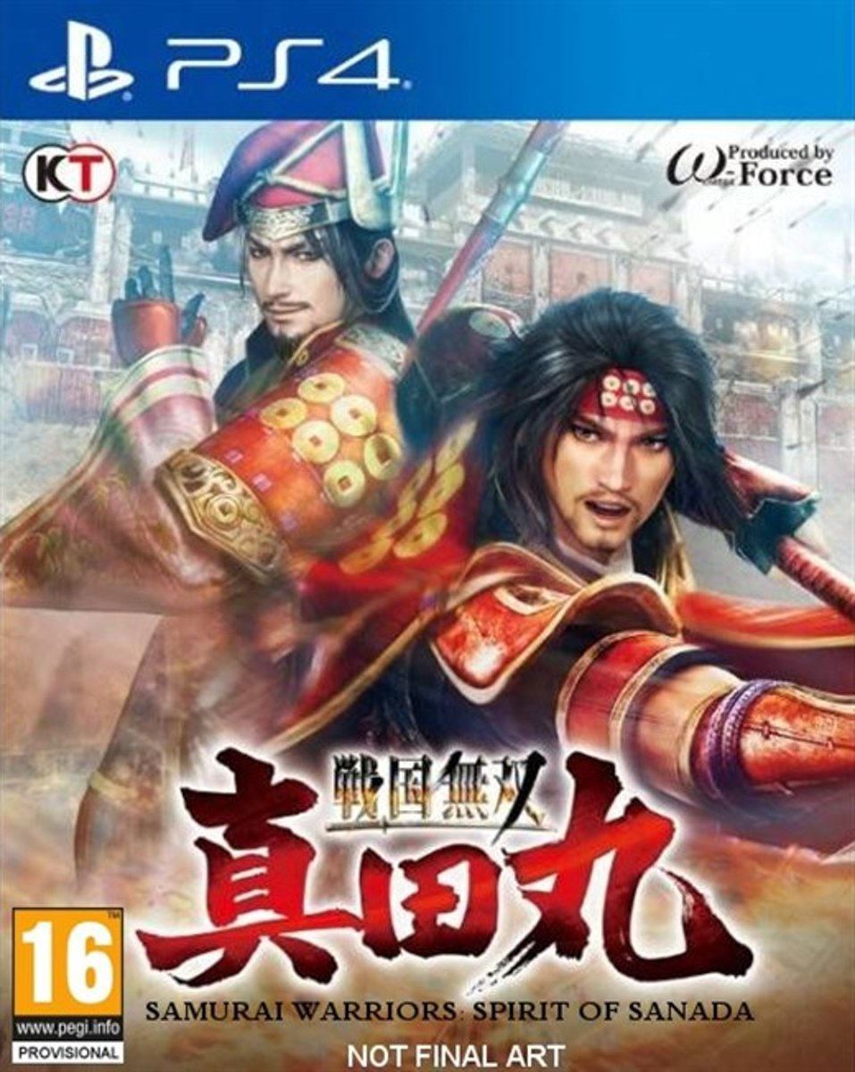 Samurai Warriors, Spirit of Sanada PlayStation 4