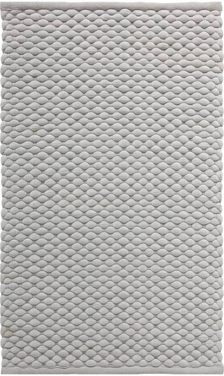 Aquanova Maks - Bidetmat - 60x60 cm - Zilvergrijs kopen