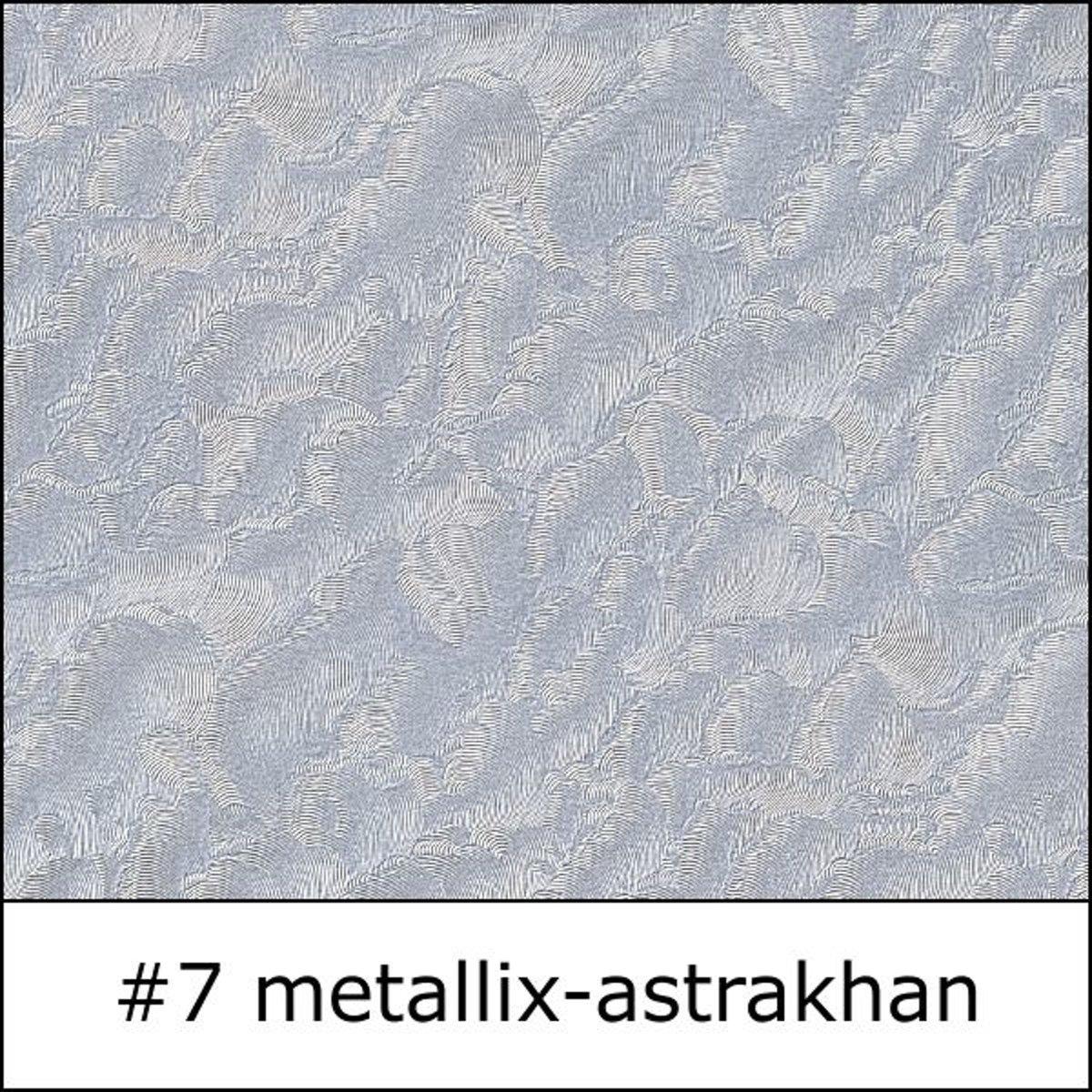Tekenmap 50 x 70cm - Metallix Astrakhan Design kopen