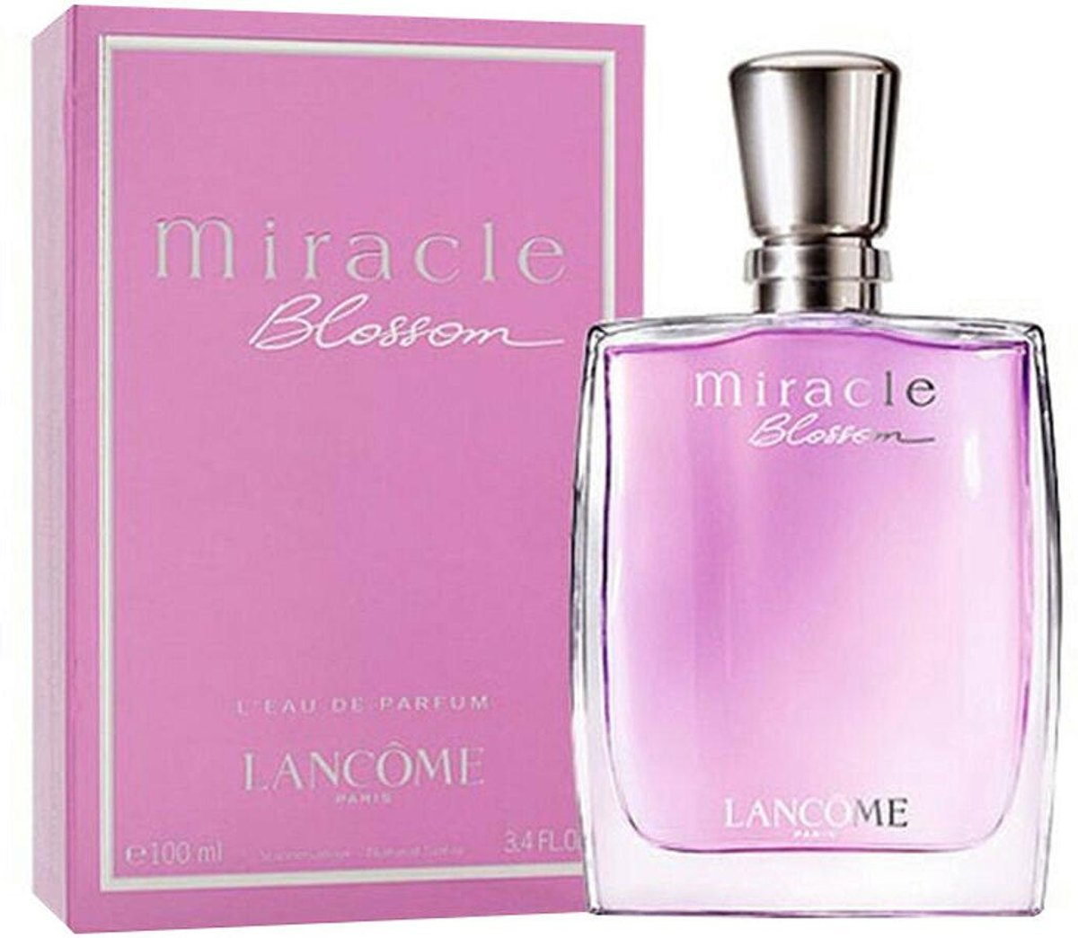 | Lancome Miracle Blossom Eau De Parfum Spray 100 Ml