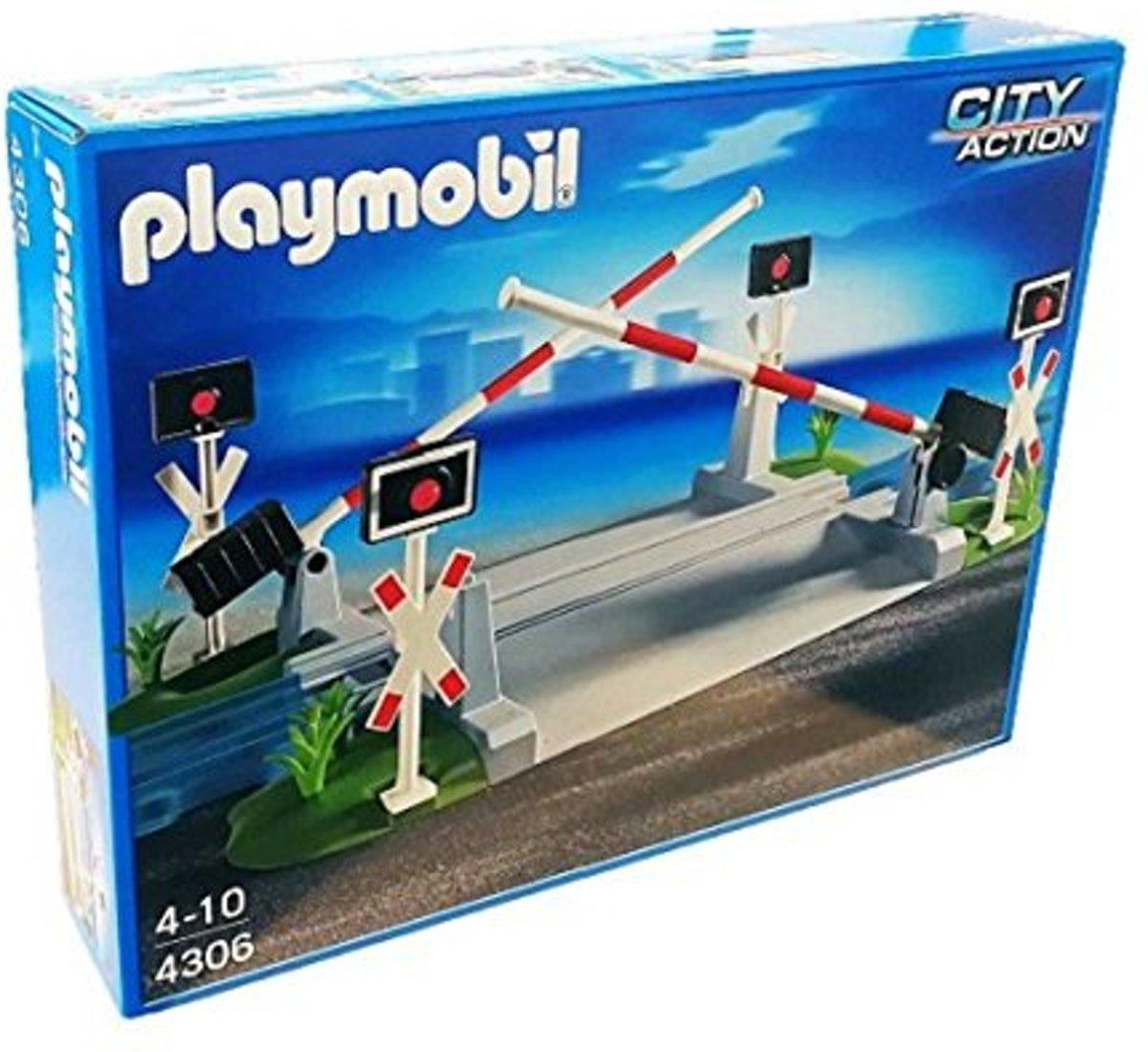 Playmobil Overweg