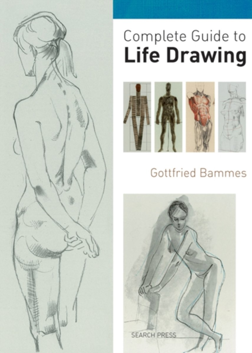 bol.com | Complete Guide to Life Drawing, Gottfried Bammes ...