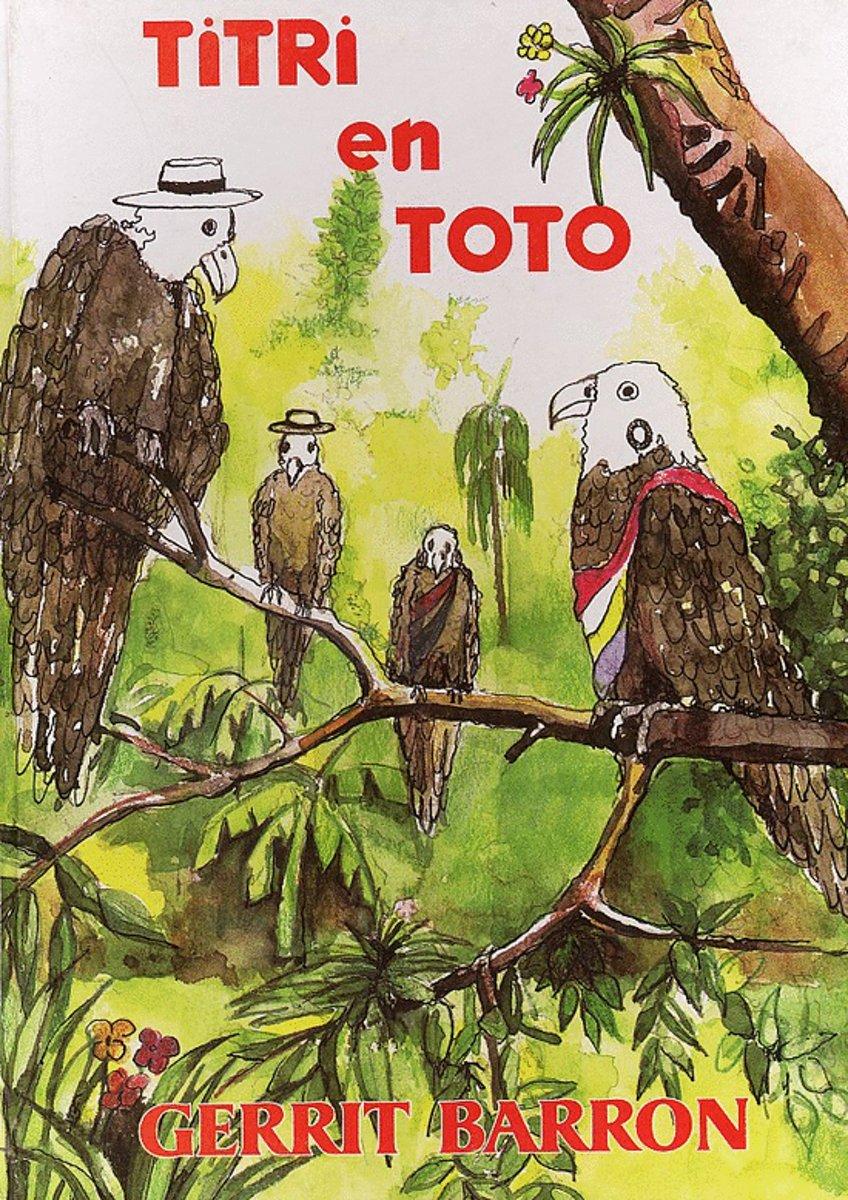bol.com   Titri en Toto, Gerrit Barron   9789991494050   Boeken