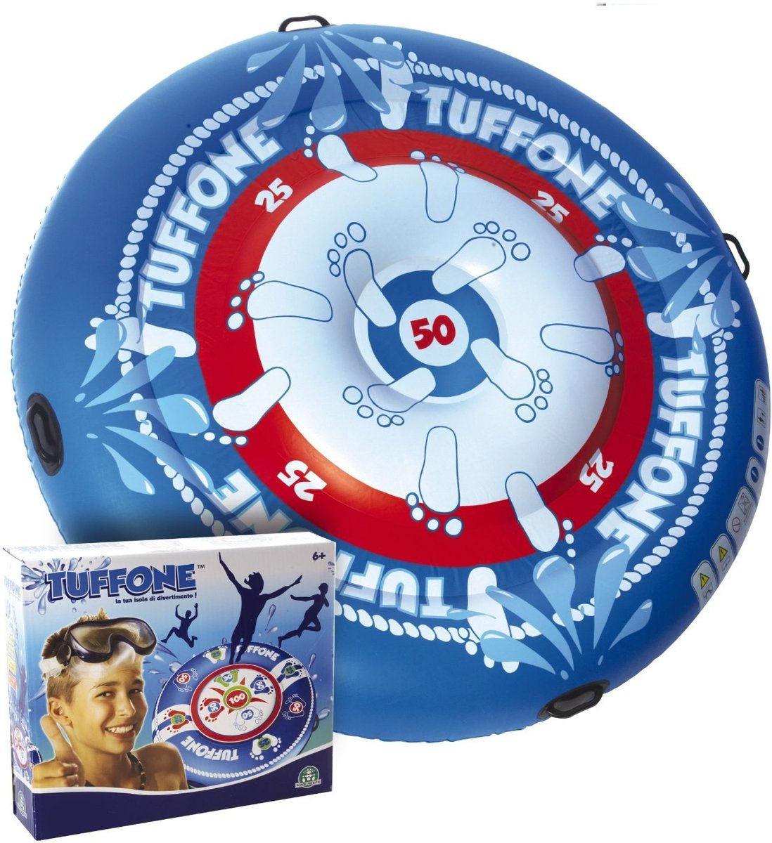 Tuffone - Water Trampoline Band - 150x22cm