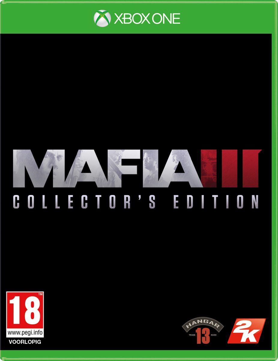Mafia 3 - Collector's Edition Xbox One