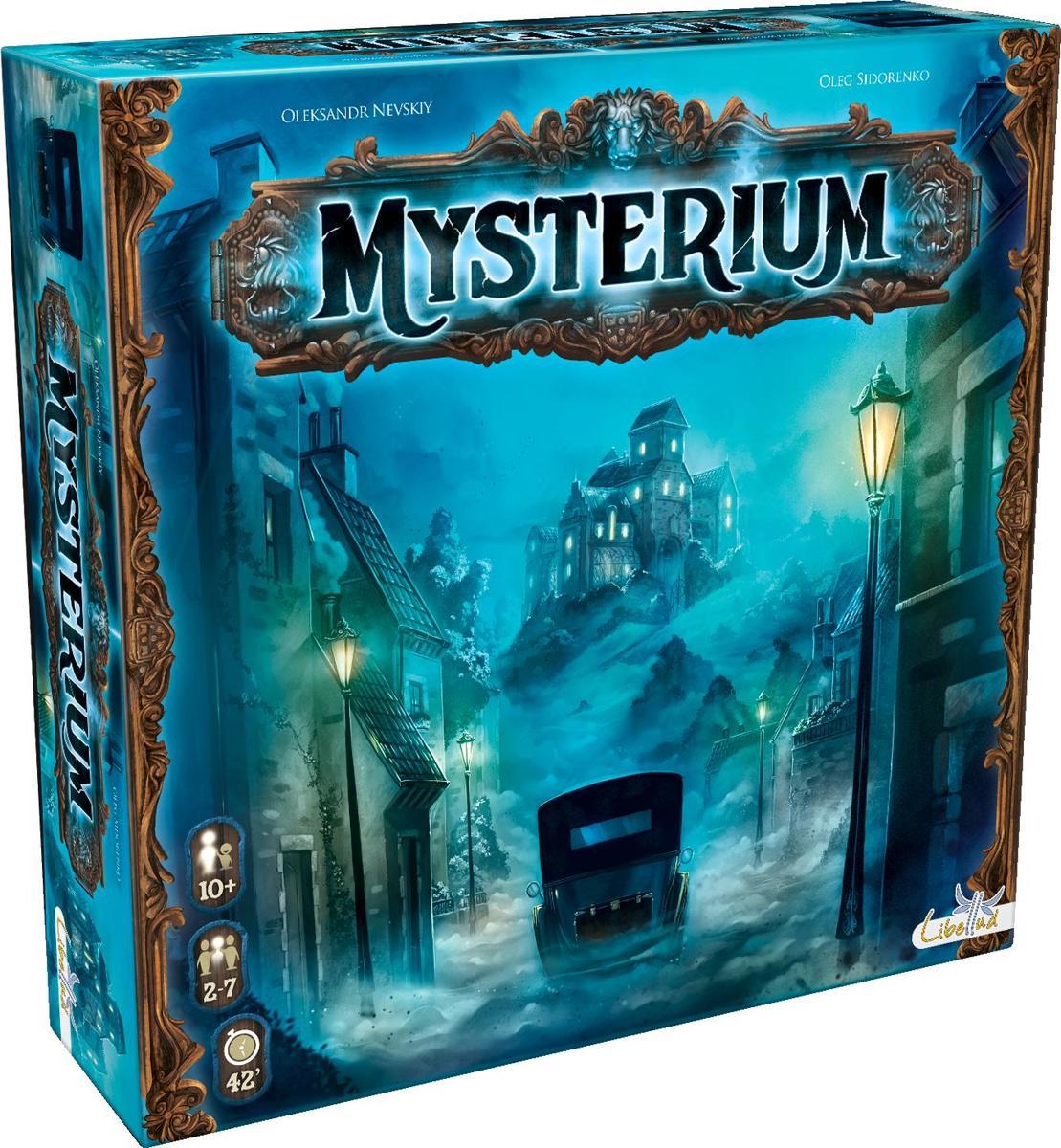 Mysterium + Uitbreidingen