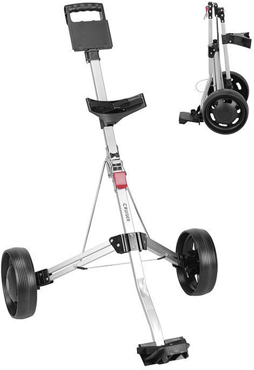 Golftrolley met 2 Wielen kopen