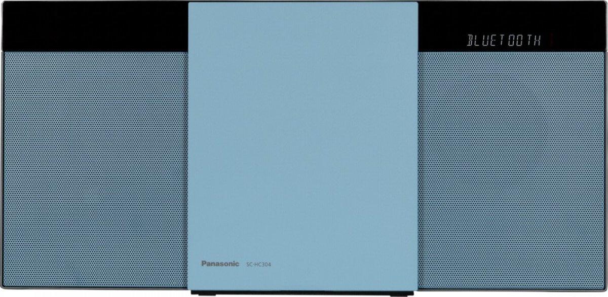 Panasonic SC-HC304EG-G Micro HiFi System, patrol kopen