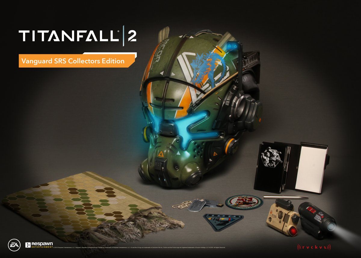 Titanfall 2 - Collectors Edition Vanguard SRS Xbox One