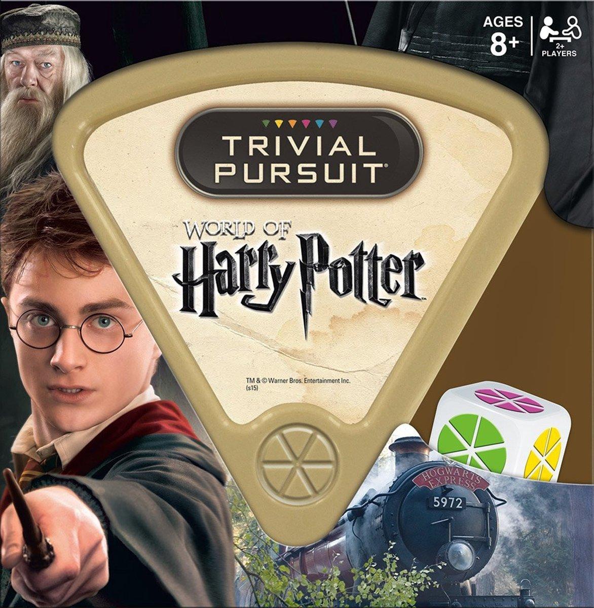 Trivial Pursuit World of Harry Potter