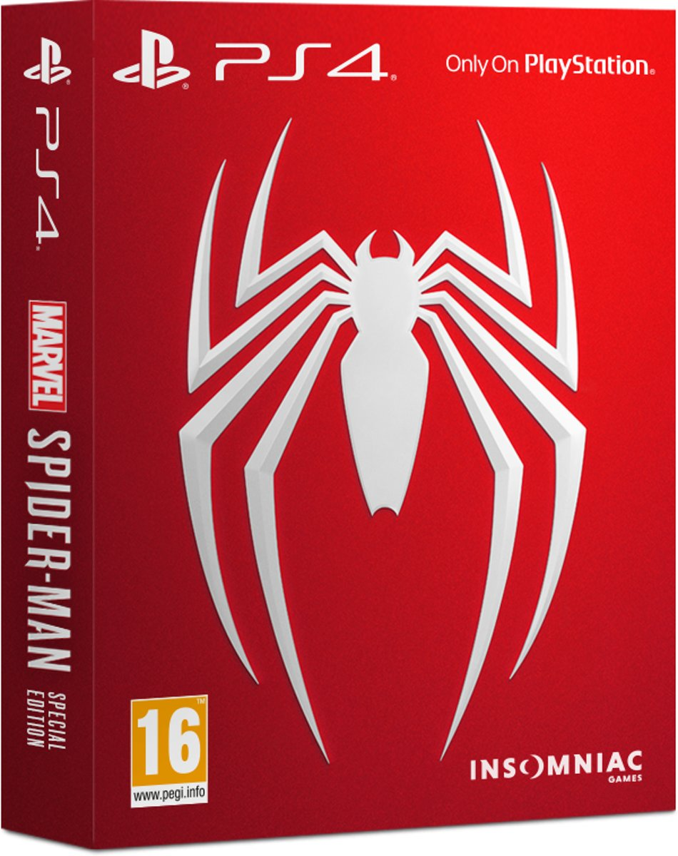 Marvel's Spider-Man - Special Edition PlayStation 4