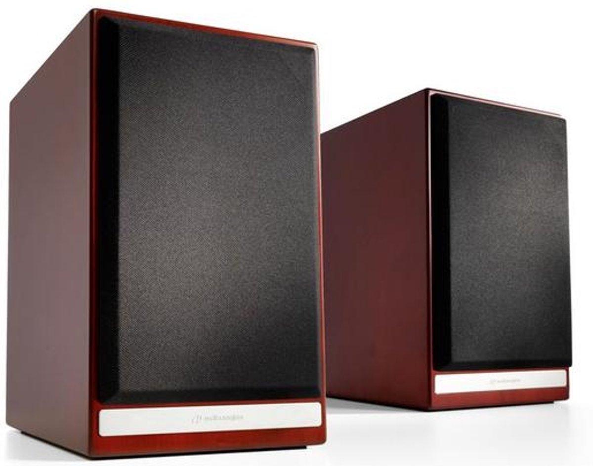 Audioengine HDP6 Passieve luidsprekerset Cherry / Kersenrood kopen