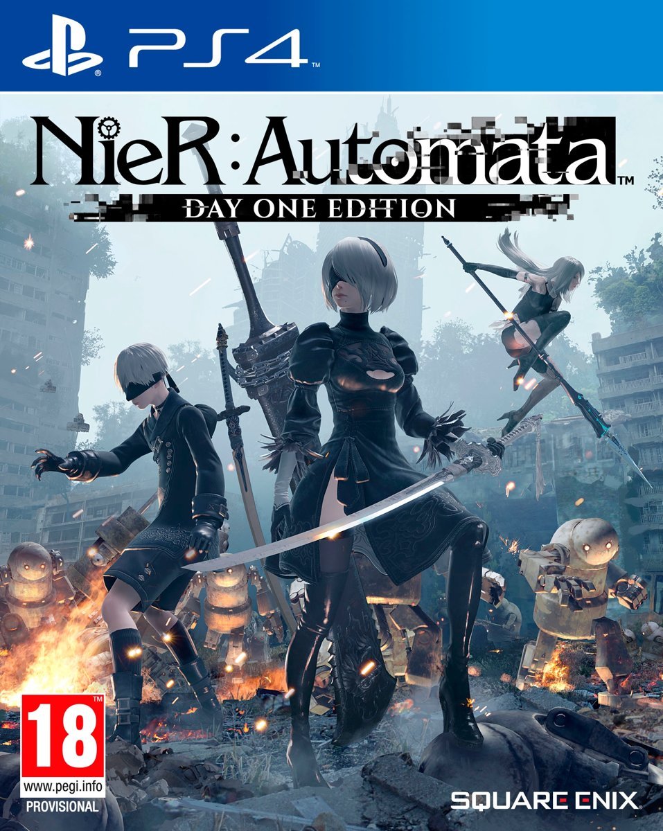 Nier Automata PlayStation 4