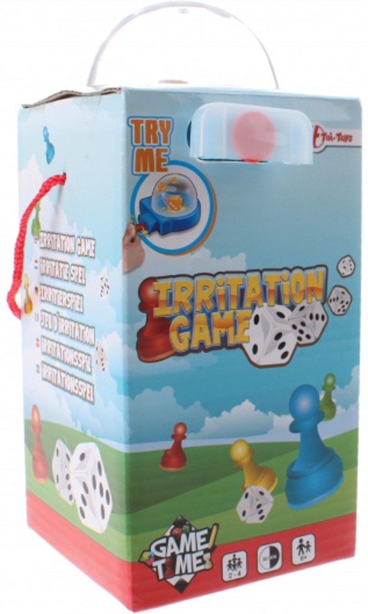 Toi-toys Reisspel Irritatie Dobbelsteen kopen