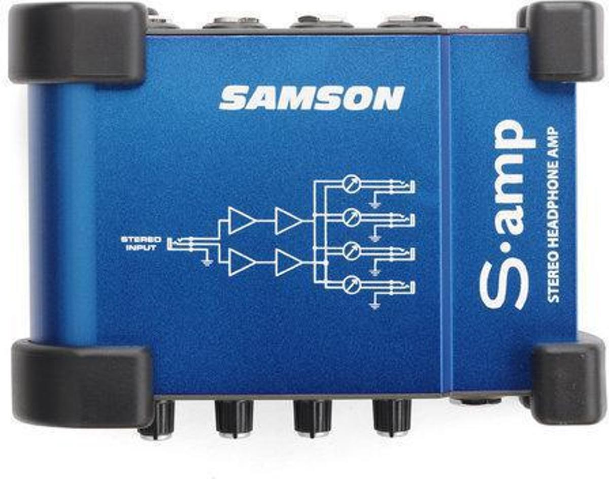 Samson S-amp Headphone Amplifier kopen