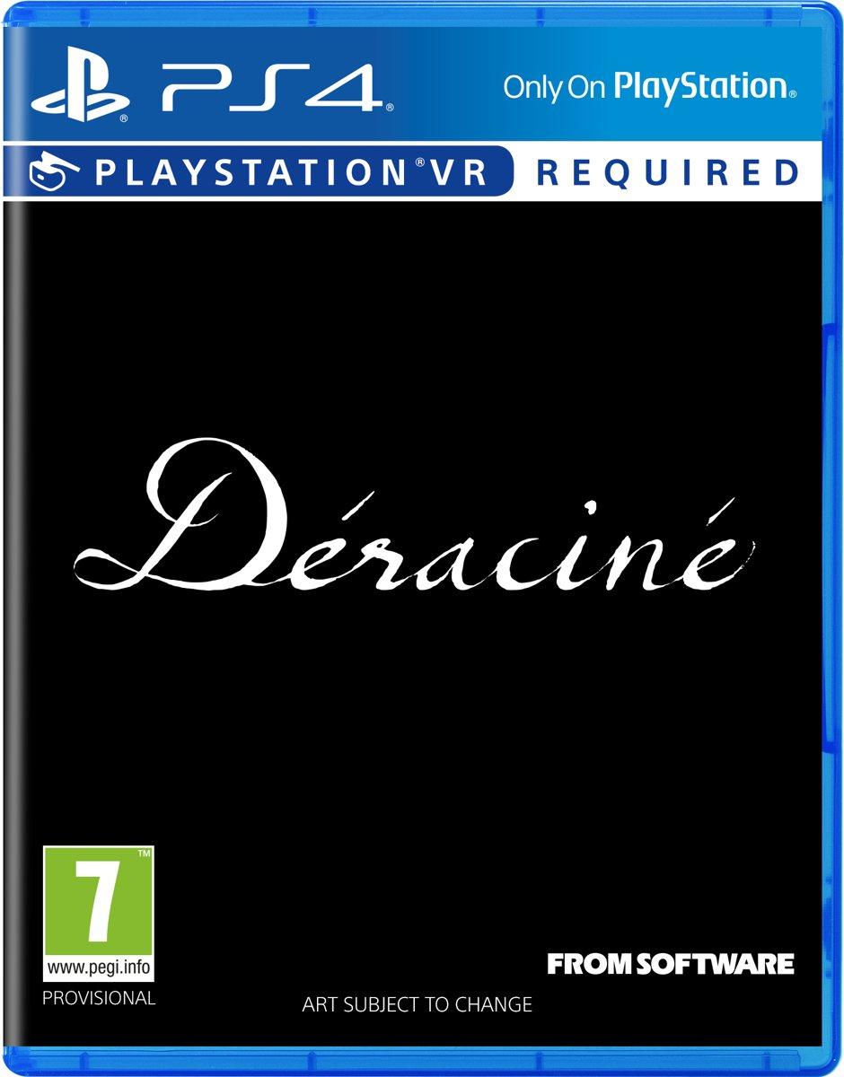 Déraciné VR PlayStation 4