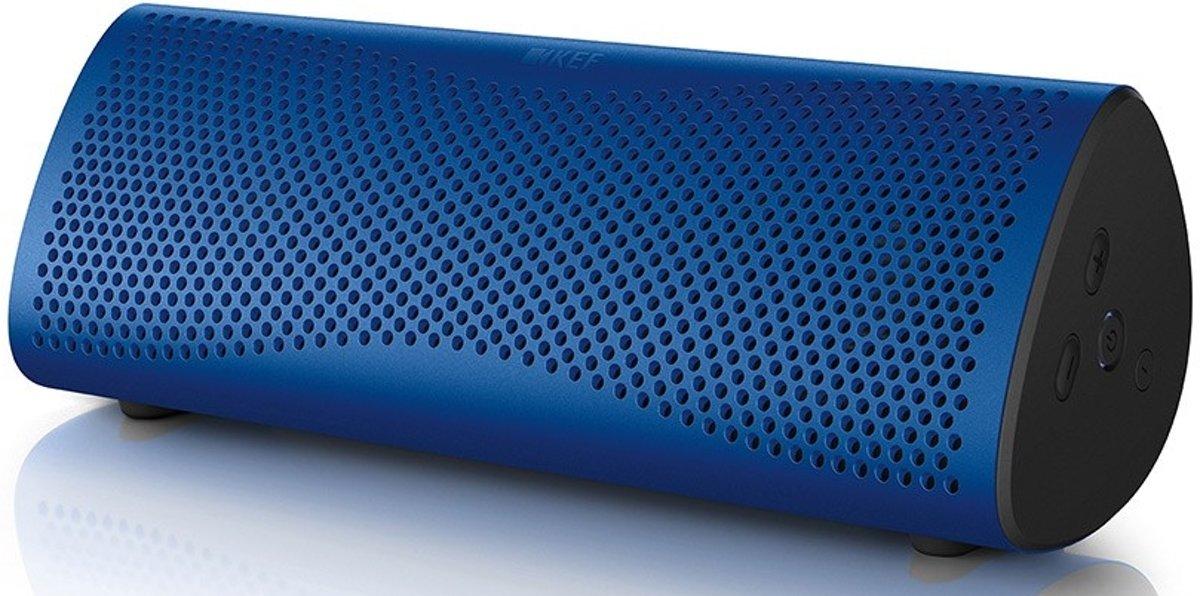 KEF MUO BT - Draadloze speaker - Blauw kopen