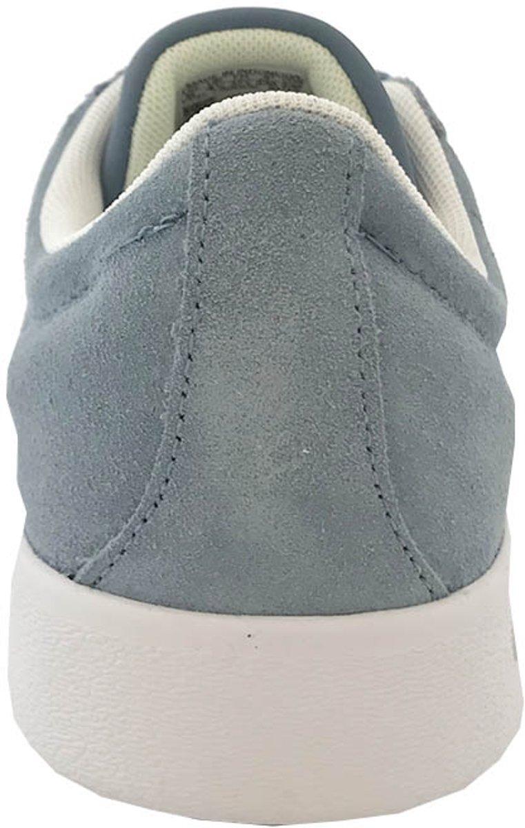 Adidas - 2.0 Cour Vl - Sneaker Basse Sportif - Femmes - Taille 36 - Bleu, Bleu - S18 Gris Brut