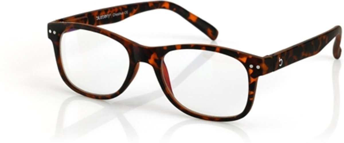 Foto van Blueberry Glasses Leesbril Vintage havanna +2.0