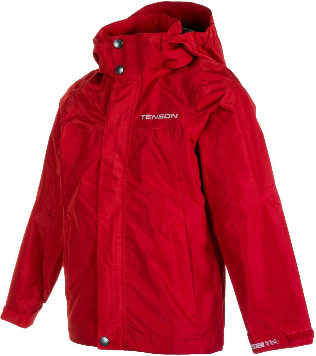 Tenson Monitor Regenpak Junior Regenpak Maat 134 Unisex rozezwart Maat 134140