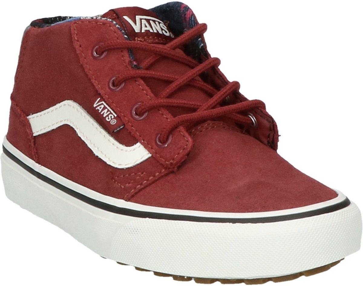 Vans Sneakers Chapman Mi Daim / Toile Va38j4iju - Enfants - Maat 30 LQlUW