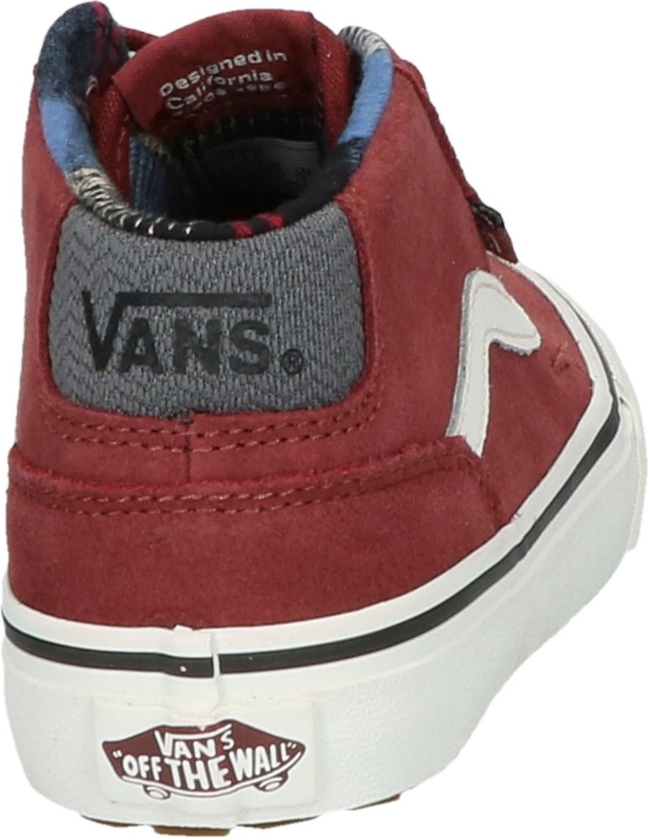 Vans Sneakers Chapman Mi Daim / Toile Va38j4iju - Enfants - Maat 30 sO746rb