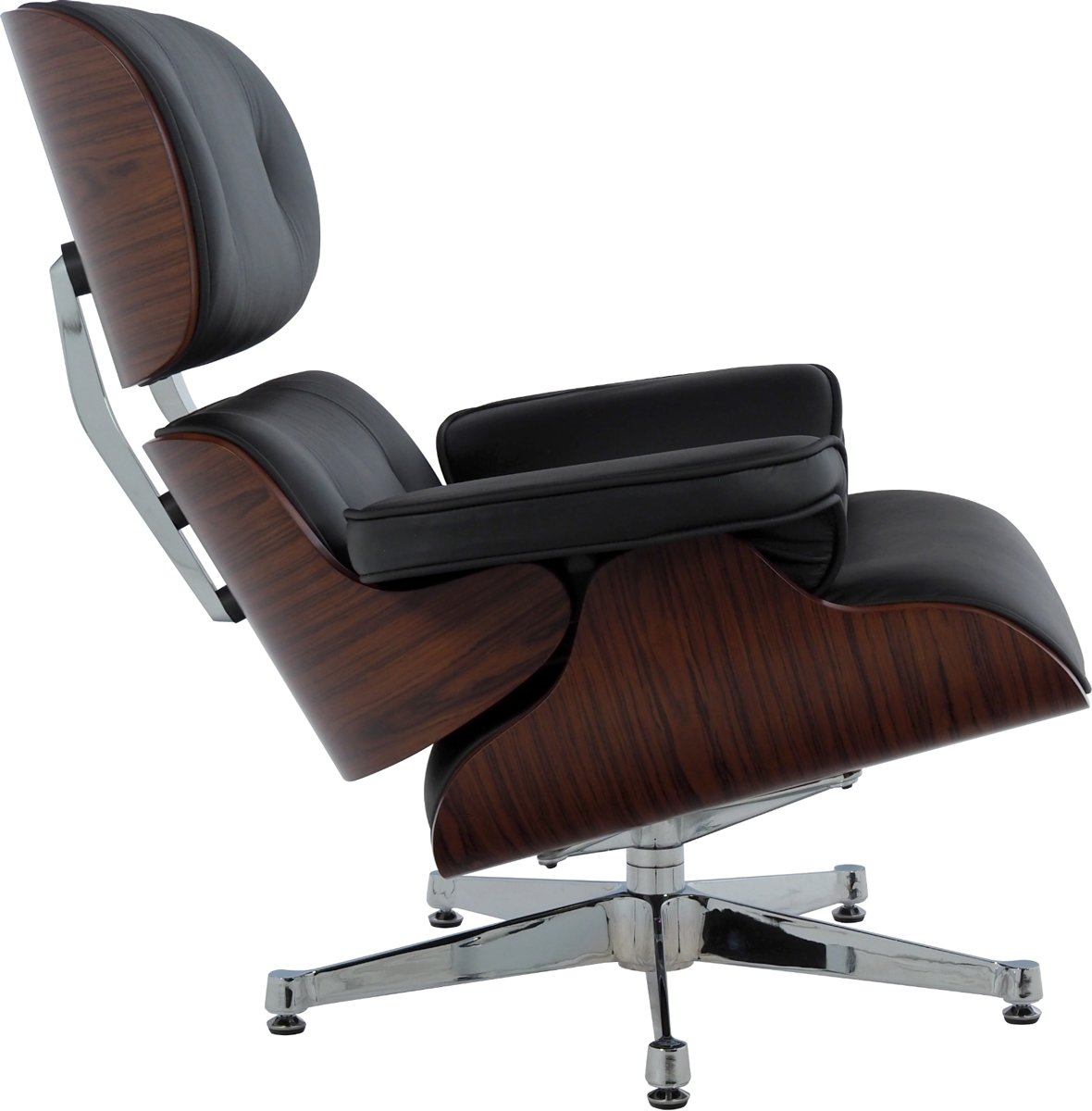 lounge stoel Lounge zwart kopen