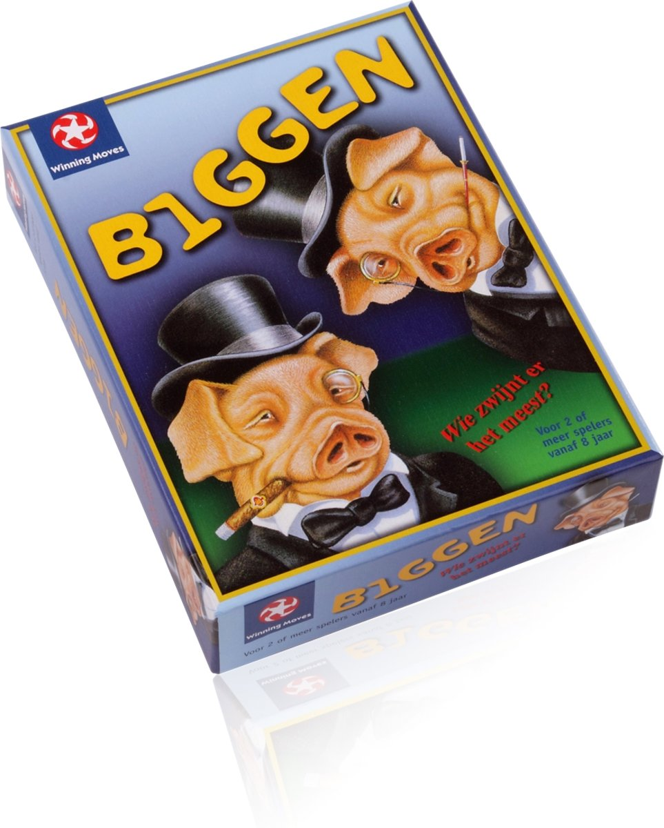 Pass The Pig Board Game