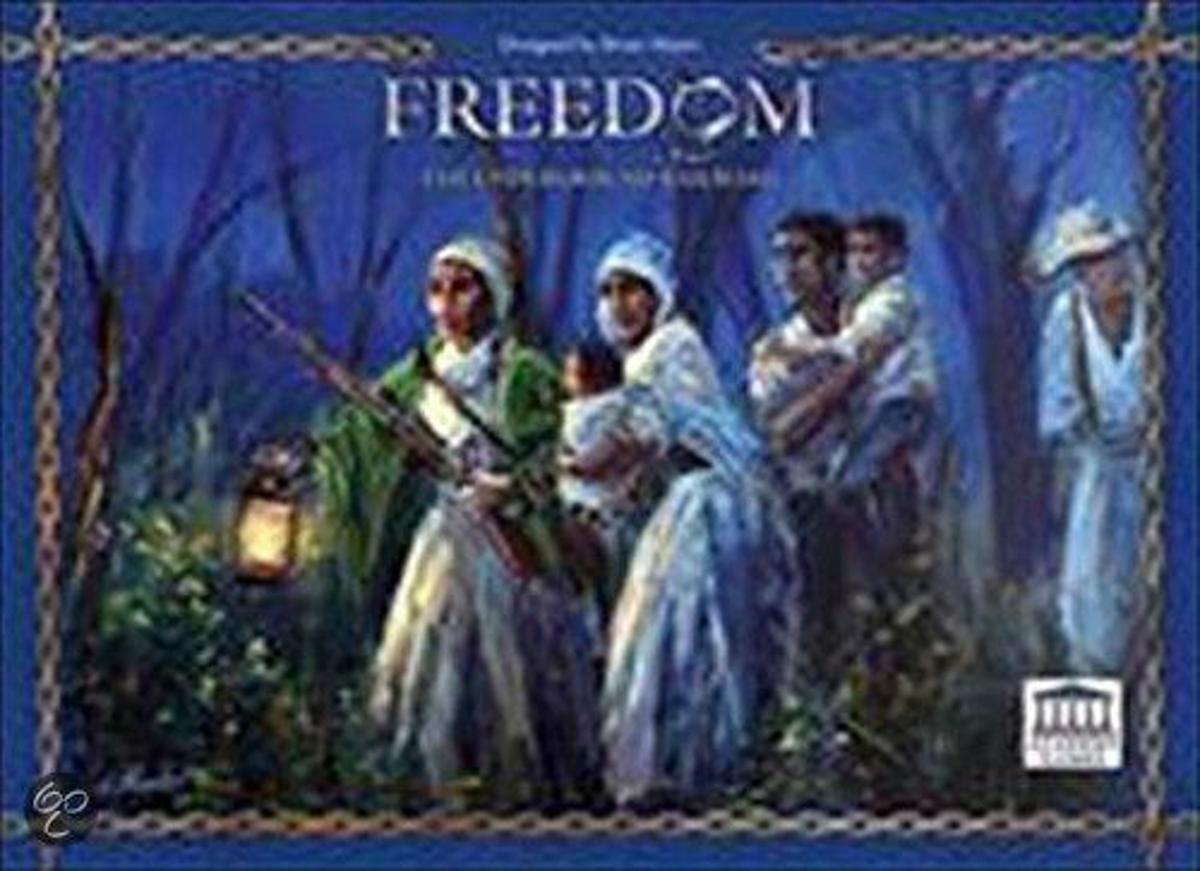 Freedom The Underground Railroad