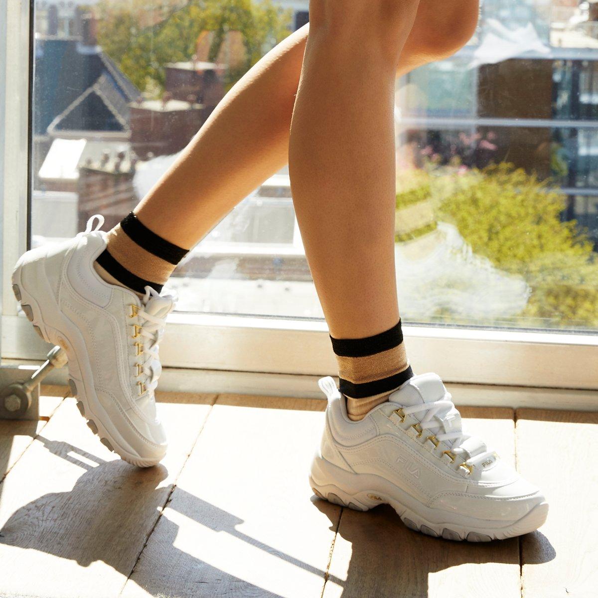 3aab0696da0 bol.com | Witte Sneakers Fila Strada Low