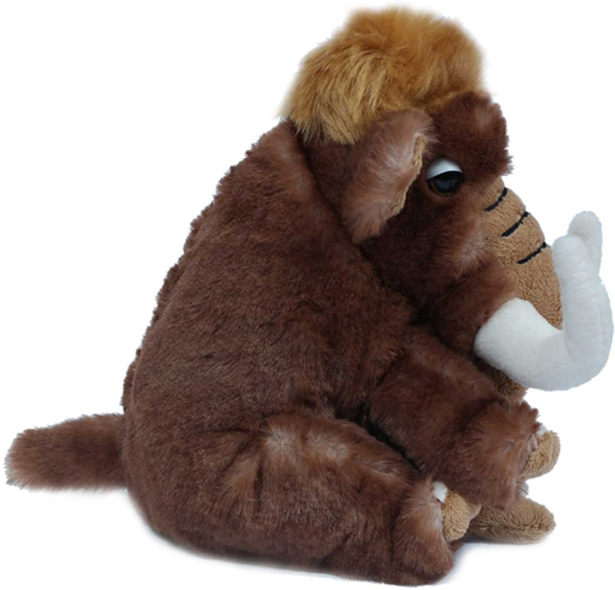 Afbeelding van product PIA Soft Toys  Mammoet zittend 19 cm