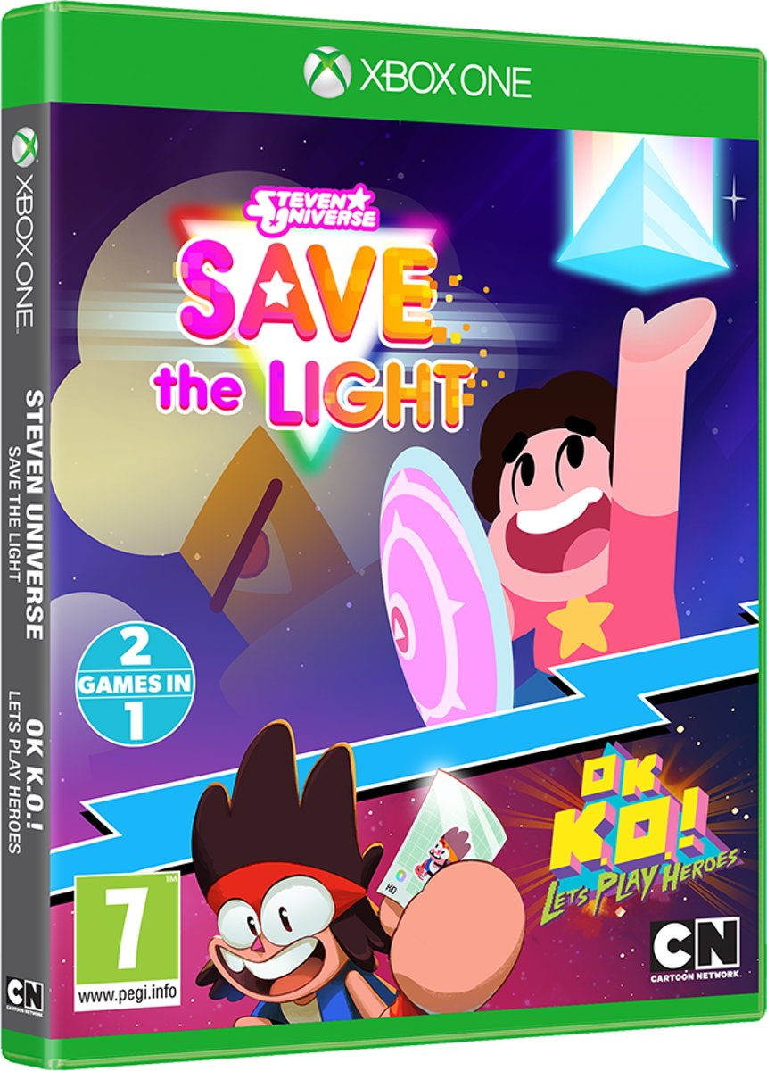 Steven Universe - Save The Light Xbox One