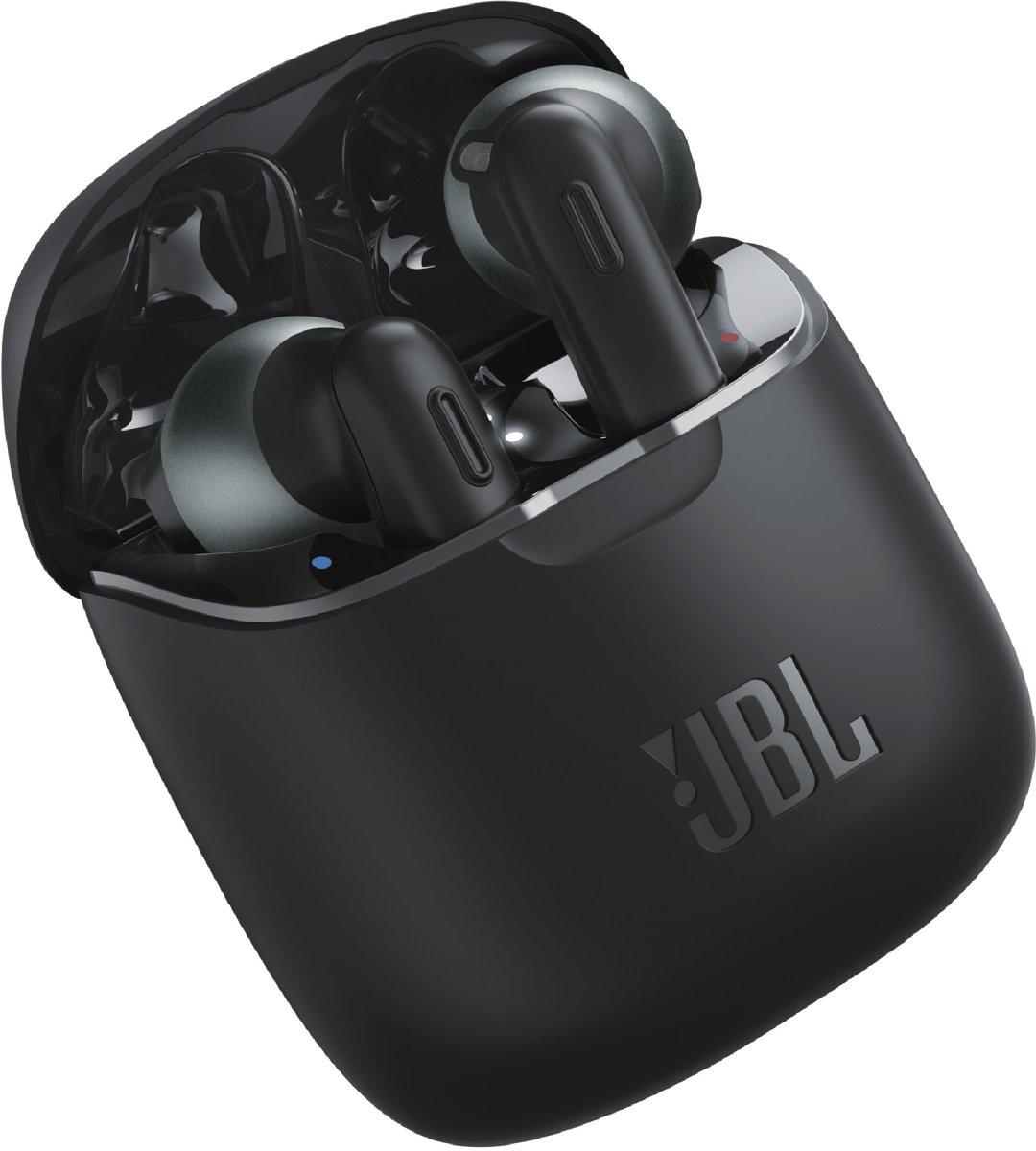 JBL Tune 220TWS - Volledige draadloze oordopjes - Zwart kopen