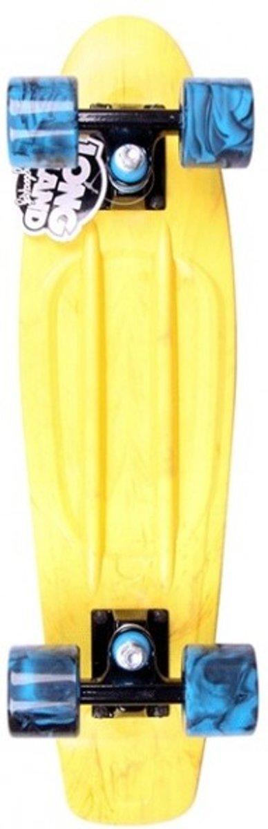 Long Island buddy 22.5 ice yellow