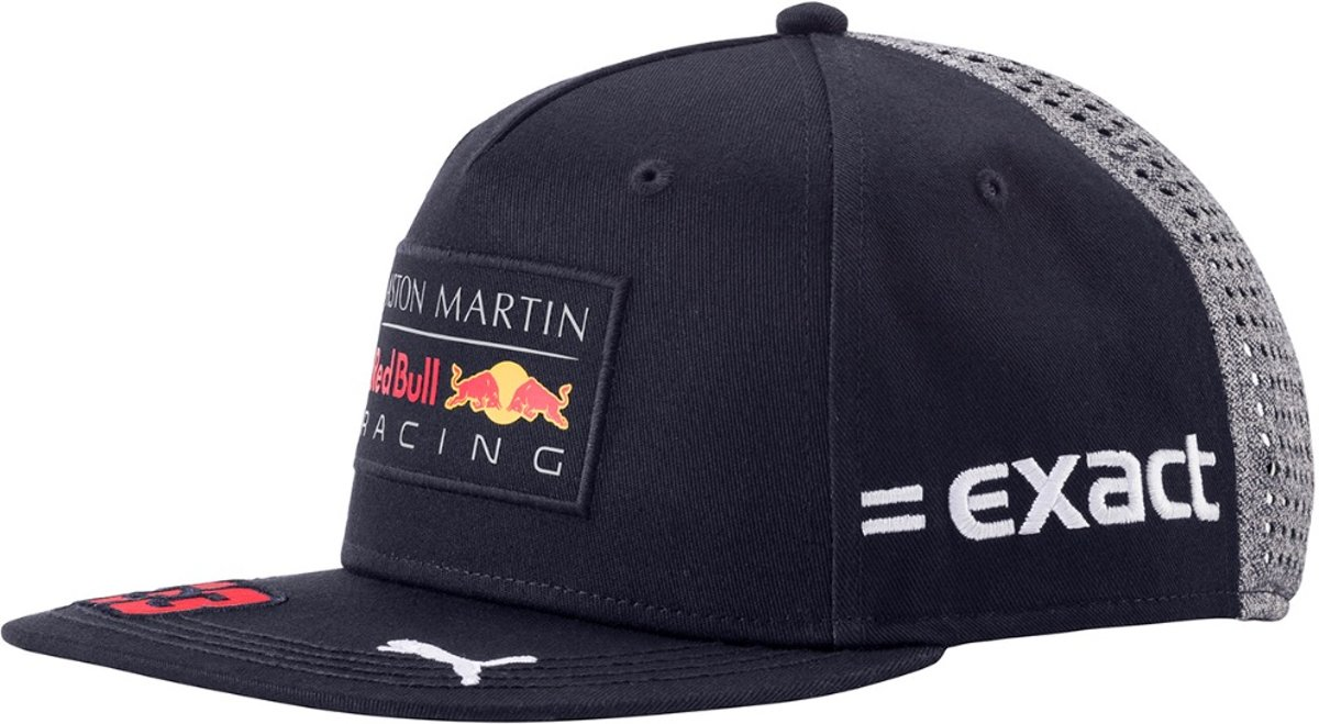 Red Bull Racing Max Verstappen Kids Cap