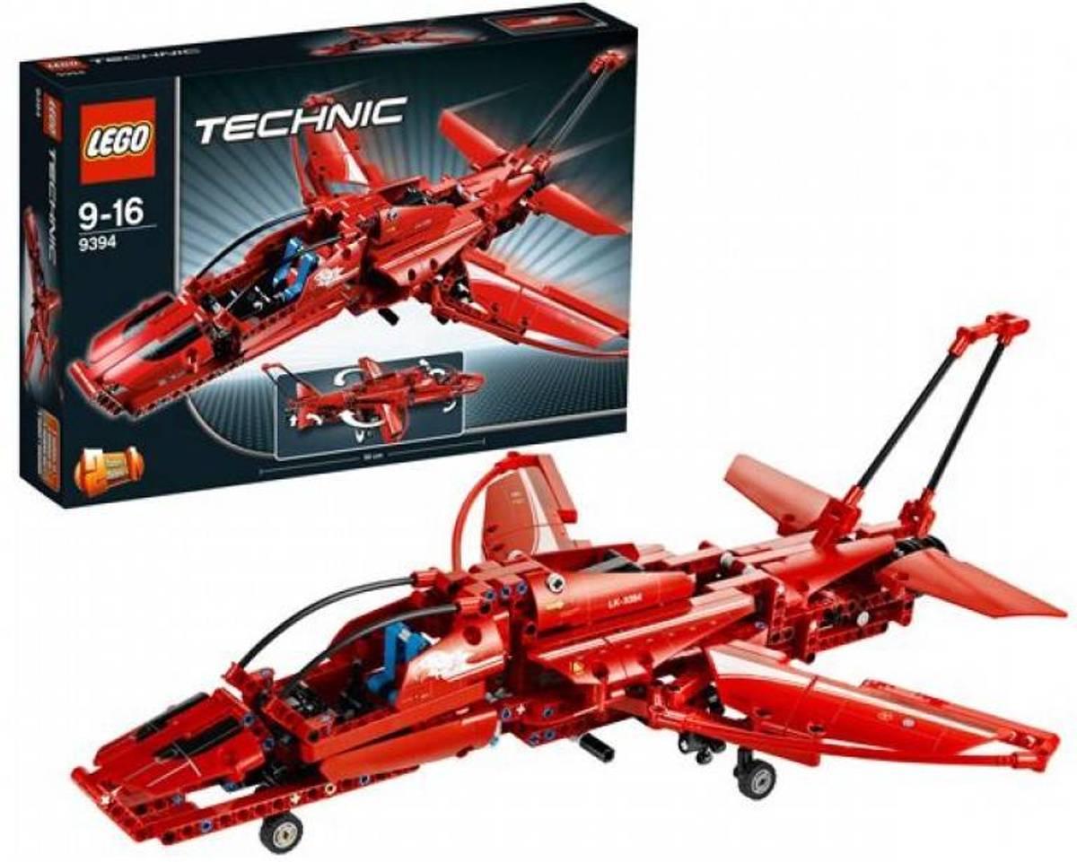 LEGO Technic Straalvliegtuig - 9394