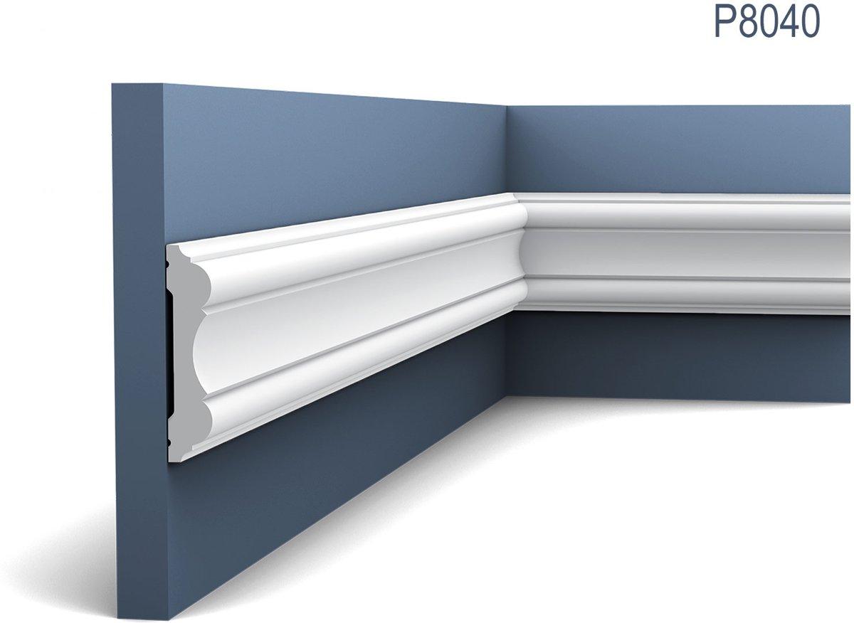 Wandlijst Origineel Orac Decor P8040 LUXXUS Lijstwerk Sierlijst Plafondlijst 2 m kopen