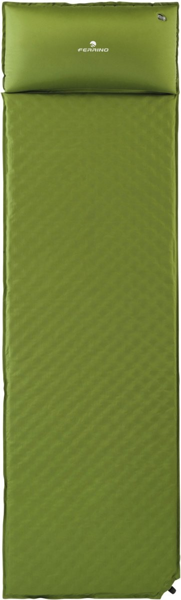 Ferrino Zelfopblaasbaar Slaapmat Dream 180 X 51 Cm Groen kopen