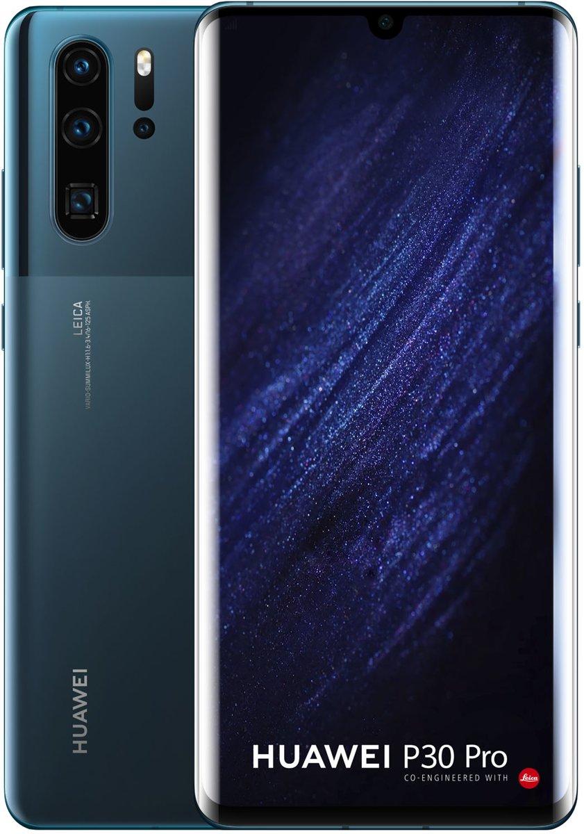 Huawei P30 Pro - 128GB - Mystic Blue kopen