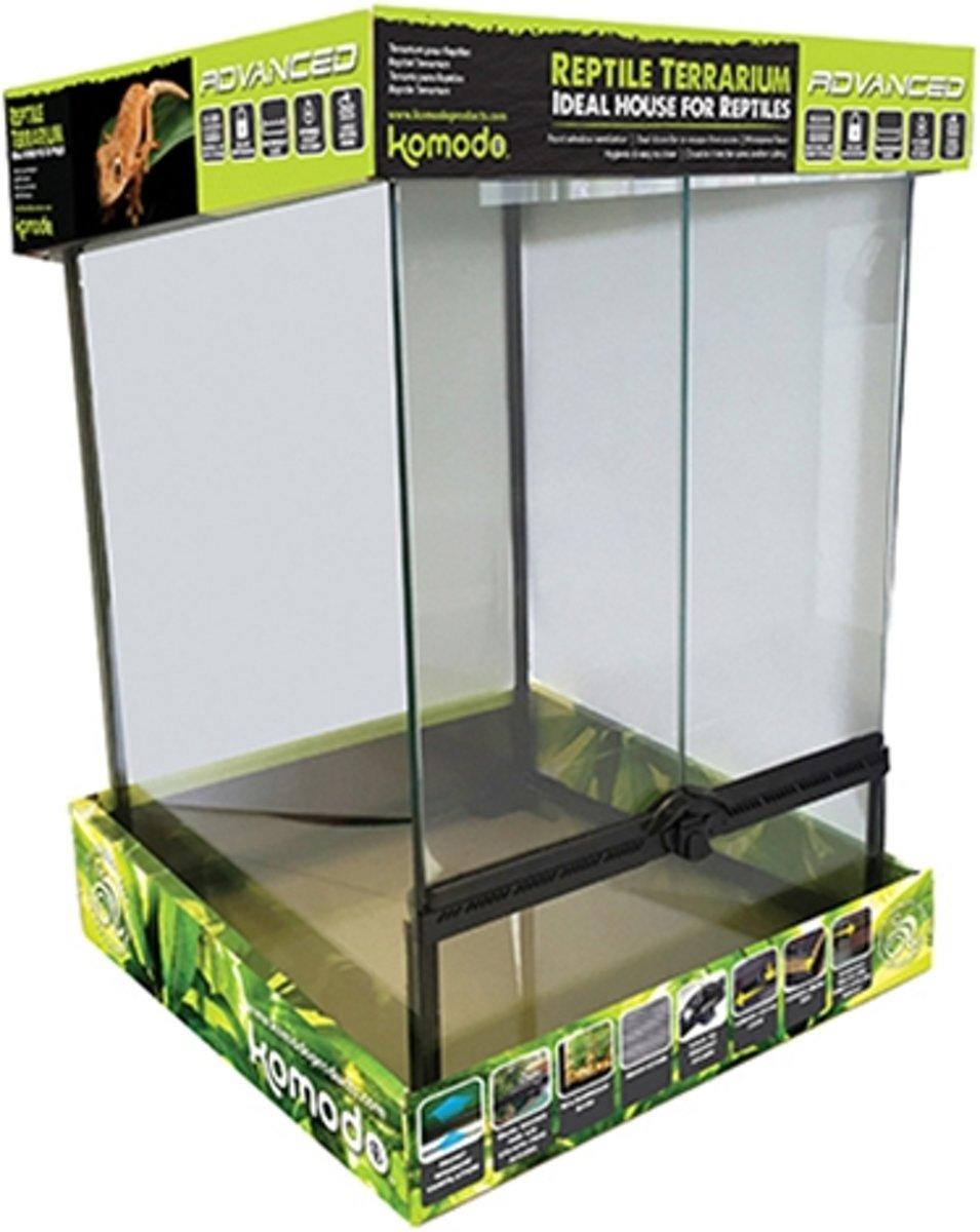 Komodo advanced habitat terrarium 45x45x60 cm