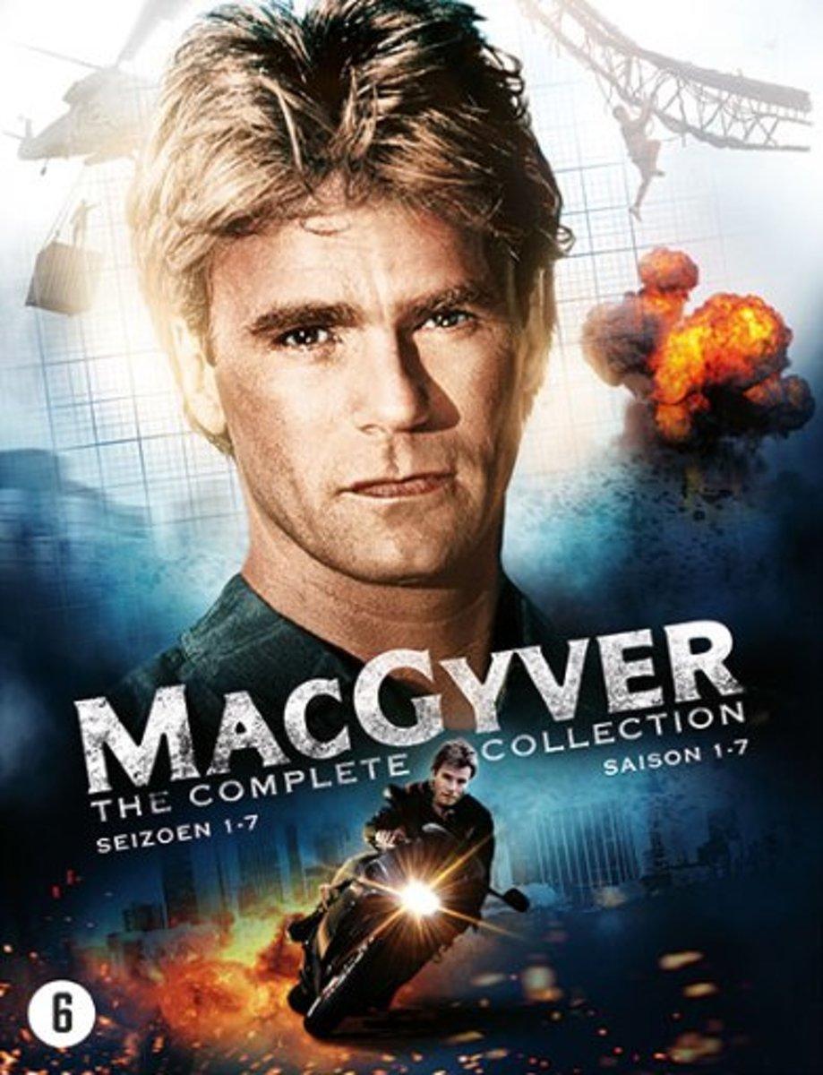 MacGyver - Complete collectie ('18)