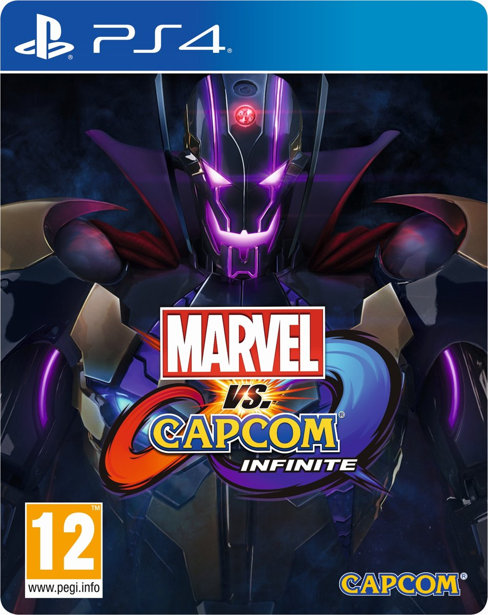Marvel versus Capcom Infinite - Deluxe Edition PlayStation 4