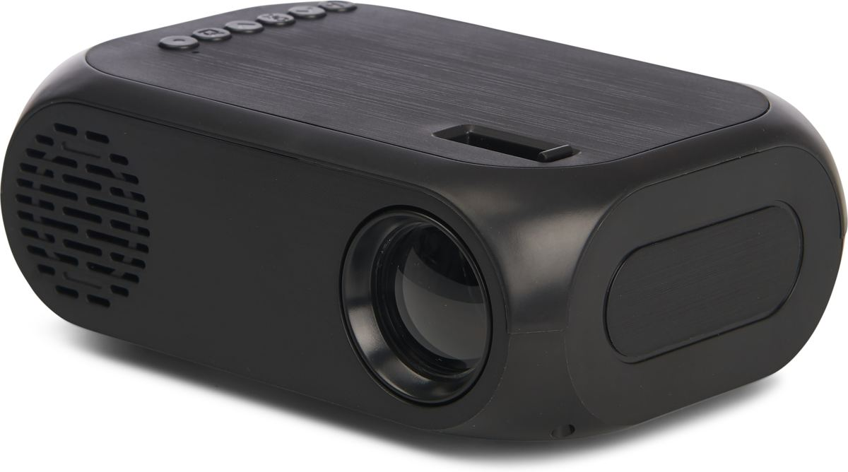 Mini Beamer - Draagbare Projector - Compacte Pocket Beamer - High Resolution LED Projector kopen