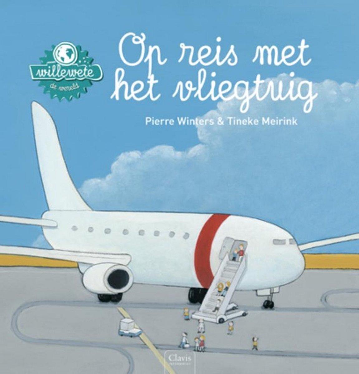 Bolcom Willewete Op Reis Met Het Vliegtuig Pierre Winters