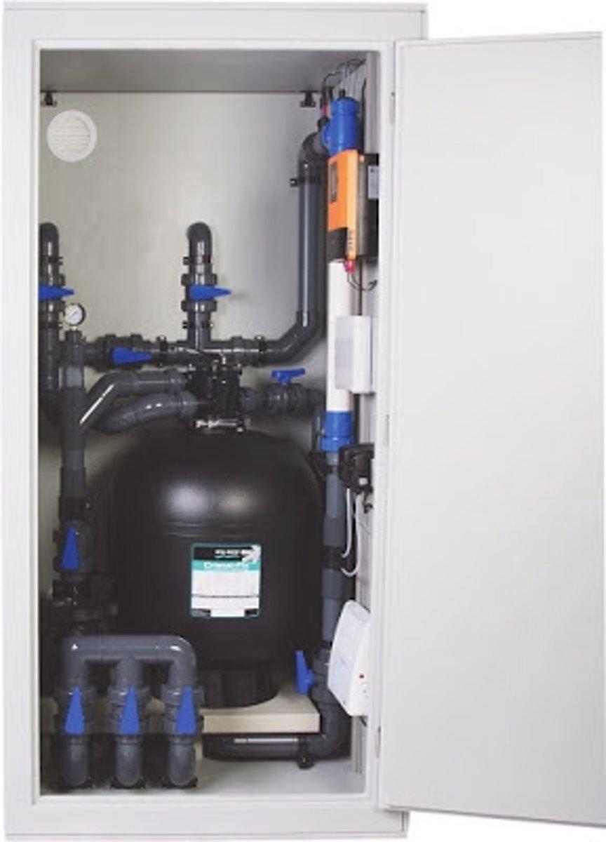 Aquaforte Zwembadfilter Plug & Swim 600 Chlorine